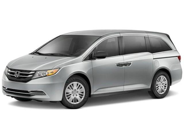 2016 Honda Odyssey LX Van