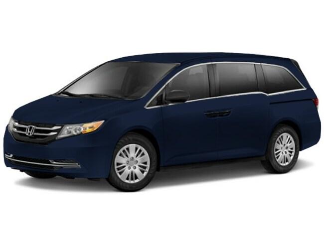 2016 Honda Odyssey 5dr LX Mini-van, Passenger