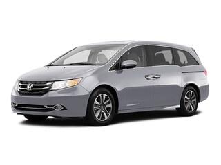 Used 2016 Honda Odyssey Touring Elite Van Passenger Van for sale in Las Vegas