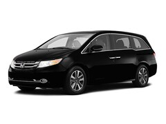 Used 2016 Honda Odyssey Touring Minivan 5FNRL5H93GB107909 For Sale in San Leandro