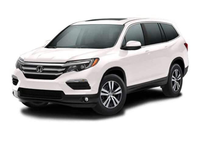 Certified Pre-Owned 2016 Honda Pilot EX-L w/Navigation FWD SUV Bakersfield