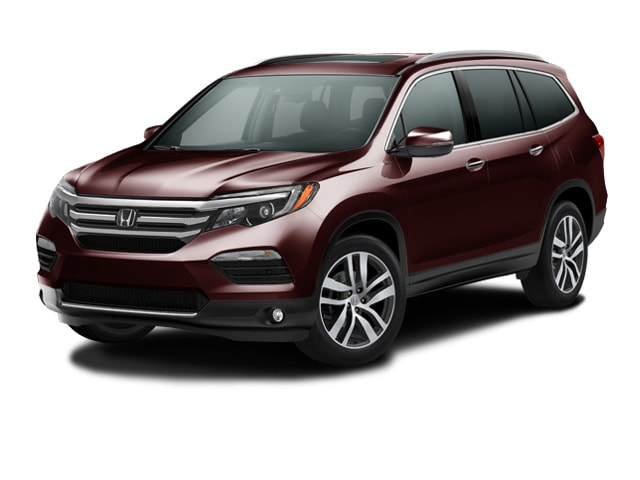 New 2016 Honda Pilot Elite SUV Buffalo NY