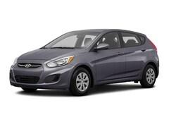2016 Hyundai Accent Hatchback Car