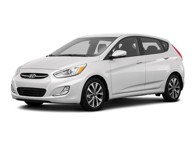 Certified Used 2016 Hyundai Accent Sport Hatchback For Sale New London