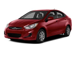 2016 Hyundai Accent SE Sedan