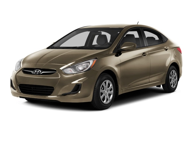 2016 Hyundai Accent Sedan