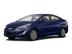 Used 2016 Hyundai Elantra SE Sedan for sale in Fresno, CA