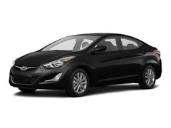 Used 2016 Hyundai Elantra Sedan JC3383A for Sale in Conroe at Wiesner Hyundai