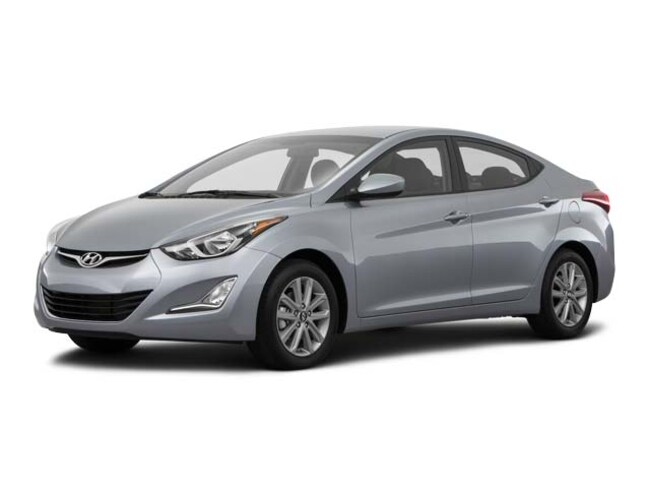 Used 2016 Hyundai Elantra Limited Sedan For Sale in West Islip, NY