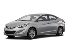 Used vehicles 2016 Hyundai Elantra SE Sedan for sale near you in Hackettstown, NJ