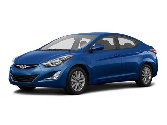 Used 2016 Hyundai Elantra Sedan for Sale in Pharr, TX