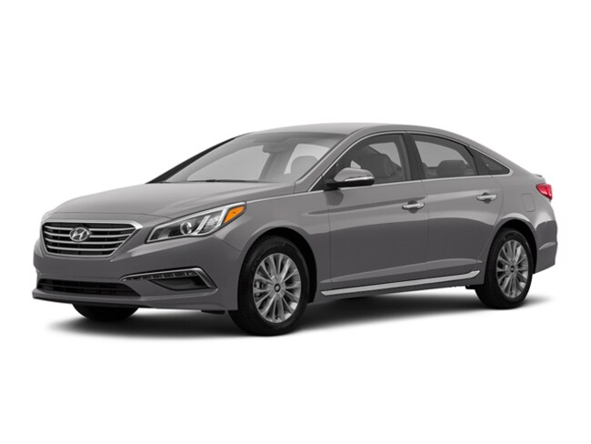 Used 2016 Hyundai Sonata Limited Sedan for sale in Montgomery, AL