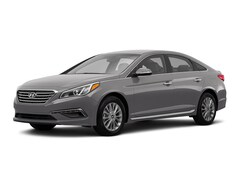 2016 Hyundai Sonata Limited w/PZEV Sedan