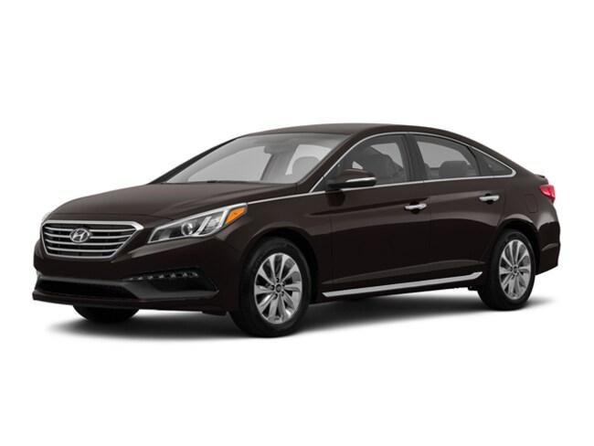 Used 2016 Hyundai Sonata Sport Sedan for Sale in Pharr, TX