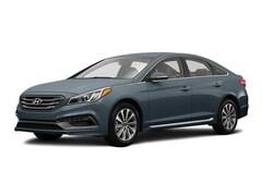 New & Used Vehicles 2016 Hyundai Sonata Sport w/PZEV Sedan in Fresno, CA