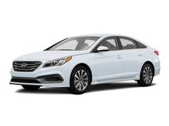 Used 2016 Hyundai Sonata Sport w/PZEV Sedan for sale in Visalia