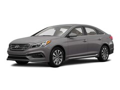 2016 Hyundai Sonata Sport Sedan near Boston, MA