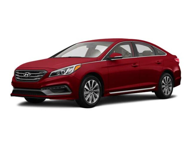 2016 Hyundai Sonata 2.4L Sport Sedan For Sale in Northampton, MA
