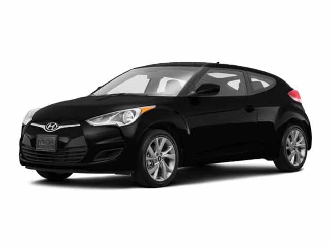 Used 2016 Hyundai Veloster Hatchback for sale near Playa Vista