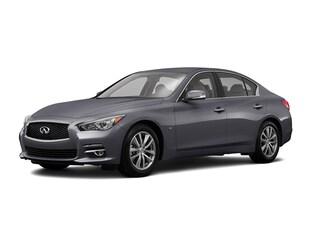 2016 INFINITI Q50 2.0t Premium Sedan