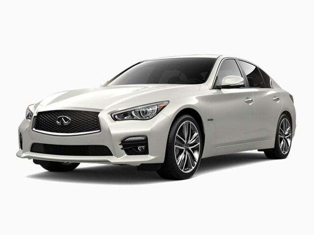 Used 2016 INFINITI Q50 3.0t Premium Sedan for sale in Houston
