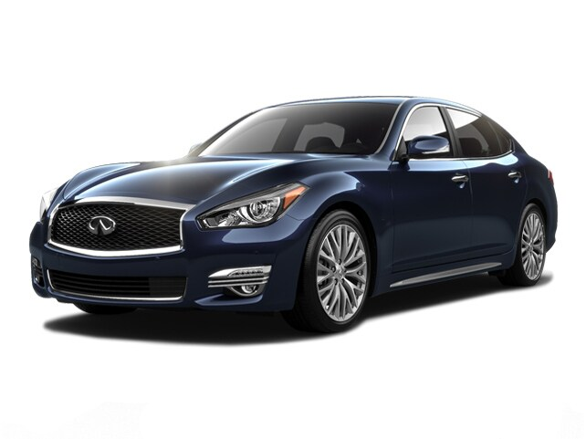 2016 INFINITI Q70L 3.7X Sedan