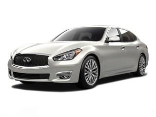 Used 2016 INFINITI Q70L 3.7 w/ Premium Sedan for sale in Houston