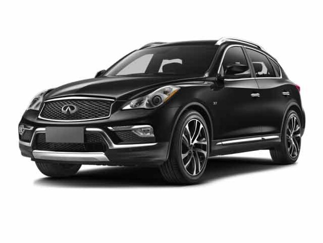 Certified Pre-Owned 2016 INFINITI QX50 SUV for sale in Boston MA