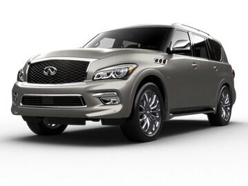 2016 INFINITI QX80 SUV