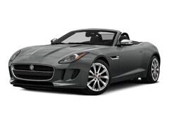 Pre-Owned 2016 Jaguar F-TYPE Base Convertible 9576 in Austin, TX