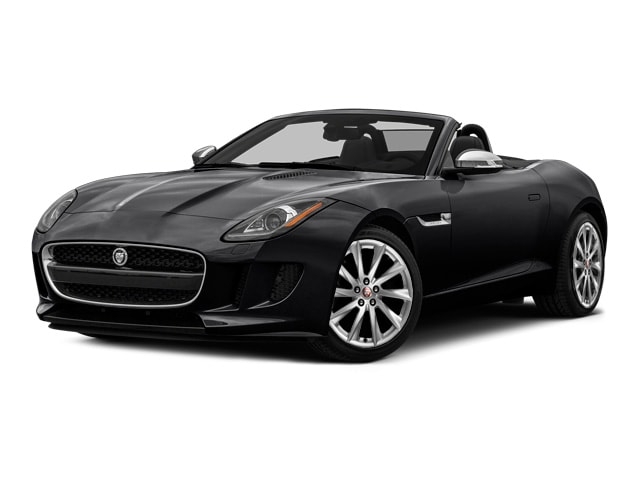 2016 Jaguar F-TYPE Base Convertible