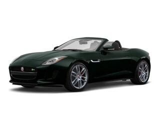 2016 Jaguar F-TYPE R Convertible