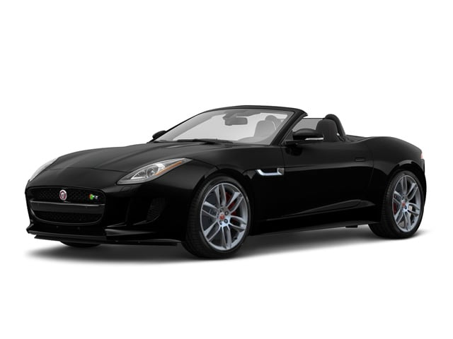 2016 Jaguar F-TYPE 550 HP R CONVERTIBLE
