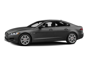 2016 Jaguar XF Sedan