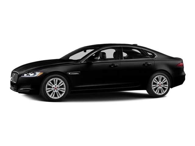 2016 Jaguar XF 35t Premium Sedan