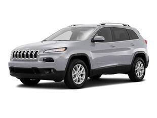 2016 Jeep Cherokee Latitude SUV
