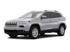 2016 Jeep Cherokee Latitude 4x4