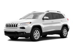 Used 2016 Jeep Cherokee Altitude SUV for sale in Johnston, RI