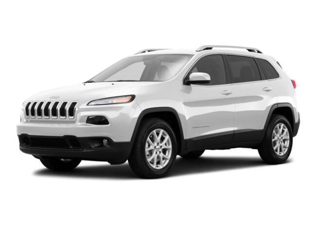 2016 Jeep Cherokee Latitude 4WD  Latitude