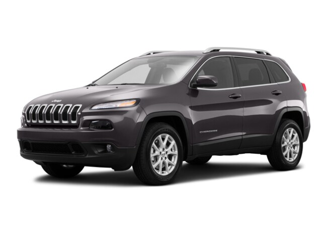 Used 2016 Jeep Cherokee Latitude SUV in Bunker Hill, IN
