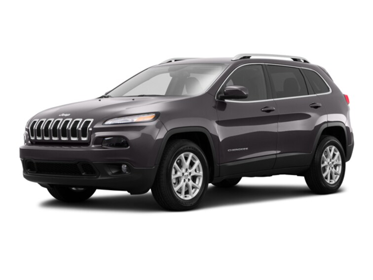 Used 2016 Jeep Cherokee Latitude 4x4 SUV in Anchorage, AK