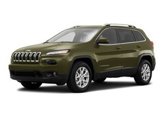 2016 Jeep Cherokee 75th Anniversary Edition SUV