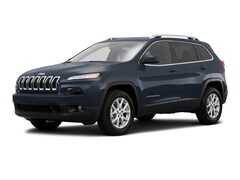 Used 2016 Jeep Cherokee SUV for sale in Marietta, OH
