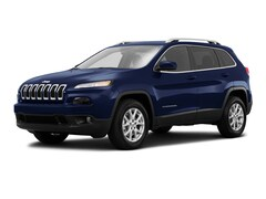 Used 2016 Jeep Cherokee Latitude SUV for sale in Johnston, RI