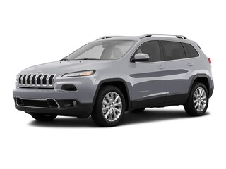 Used 2016 Jeep Cherokee Limited 4x4 SUV in Redford, MI