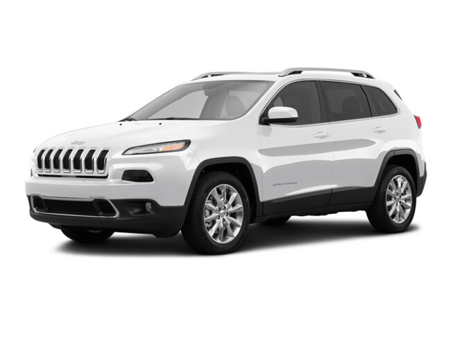 Used 2016 Jeep Cherokee Limited SUV in Johnston, RI