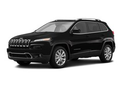 Used 2016 Jeep Cherokee Limited 4x4 SUV 3771A for sale in Cooperstown, ND at V-W Motors, Inc.