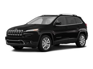 Used vehicles 2016 Jeep Cherokee Limited SUV for sale near you in Lakewood, CO