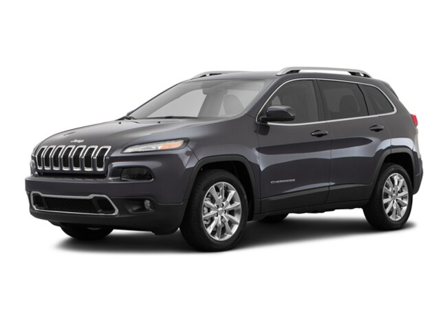 Used 2016 Jeep Cherokee Limited 4WD  Limited For Sale Del Rio, Texas