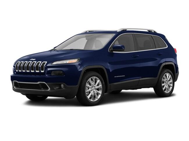 Used 2016 Jeep Cherokee Limited 4x4 SUV Richmond, VA